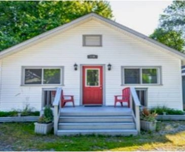 Crystal Beach Cottage Rentals - Beebalm Cottage For Rent