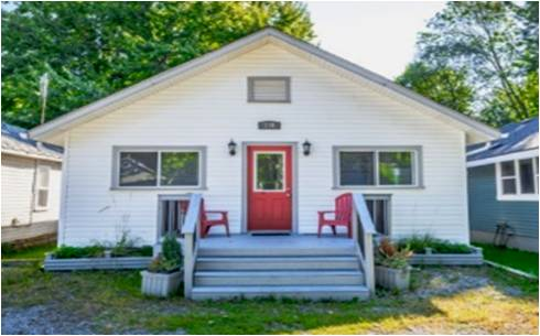 Crystal Beach Cottages For Rent - Beebalm Cottage Rental