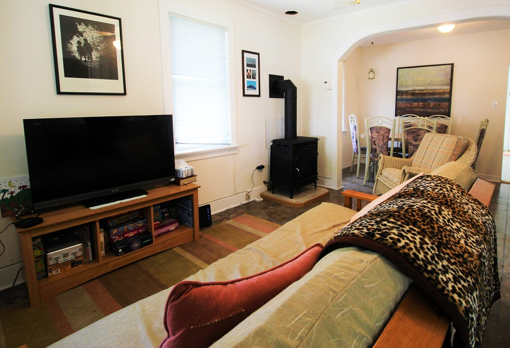 Santa Roca Cottage Living Room 31 Crystal Beach Cottage Rentals