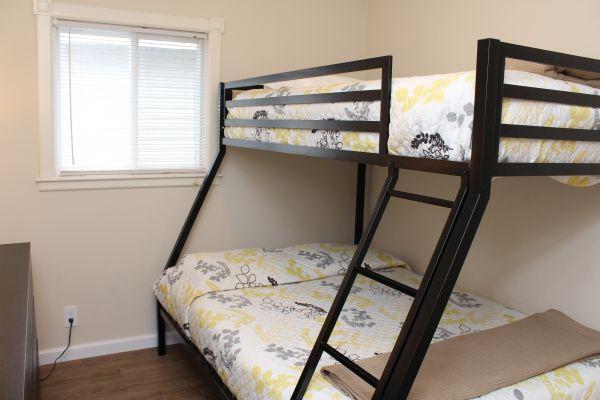 Beebalm 17 Bedroom 3 - Crystal Beach Cottage Rentals