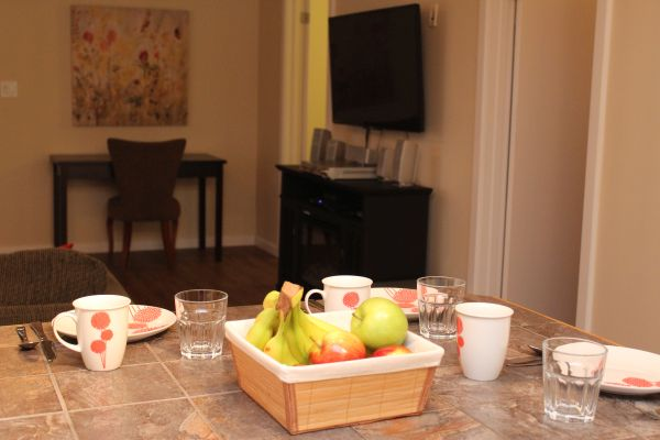 Beebalm 8 Livingroom 3 - Crystal Beach Cottage Rentals
