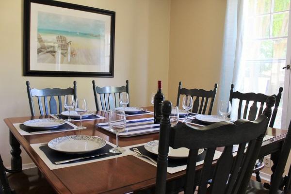 Garden Cottage - Dining Room