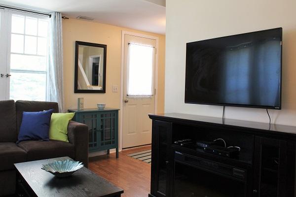 Garden Cottage - Living Room