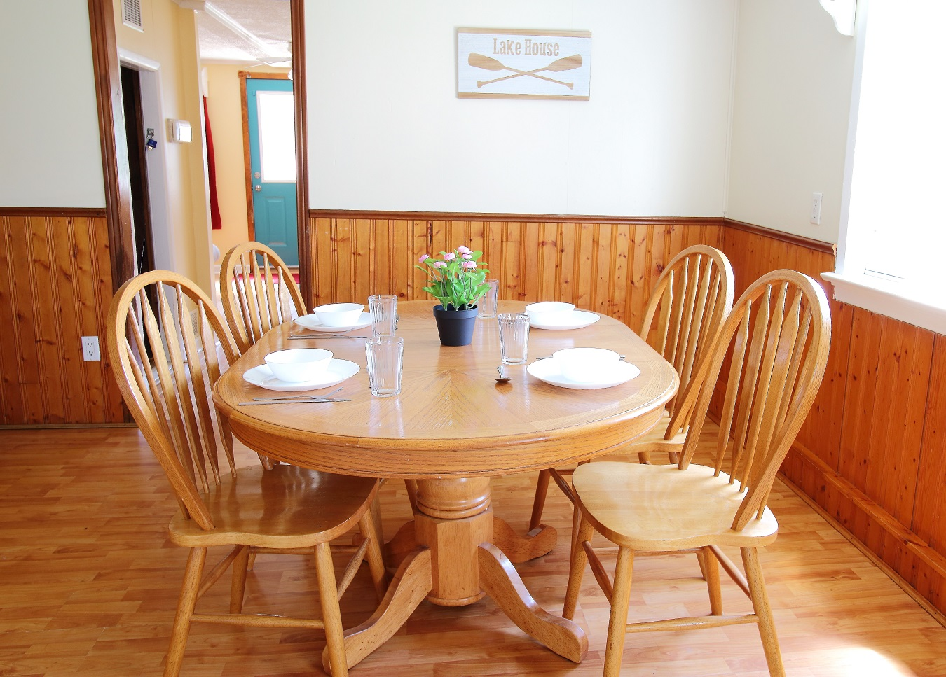 Kozy Kottage Kitchen 2 Crystal Beach Cottage Rentals