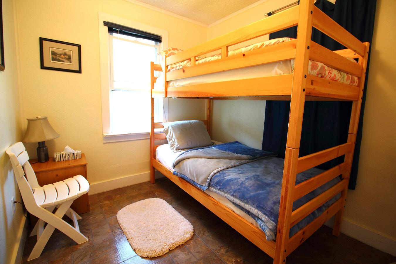 Santa Roca Cottage Bedroom Bunkbeds Crystal Beach Cottage Rentals