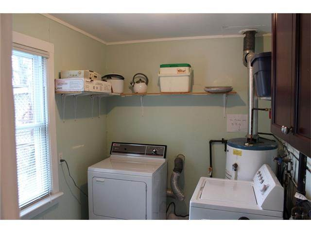 Santa Roca Cottage Laundry Room Crystal Beach Cottage Rentals