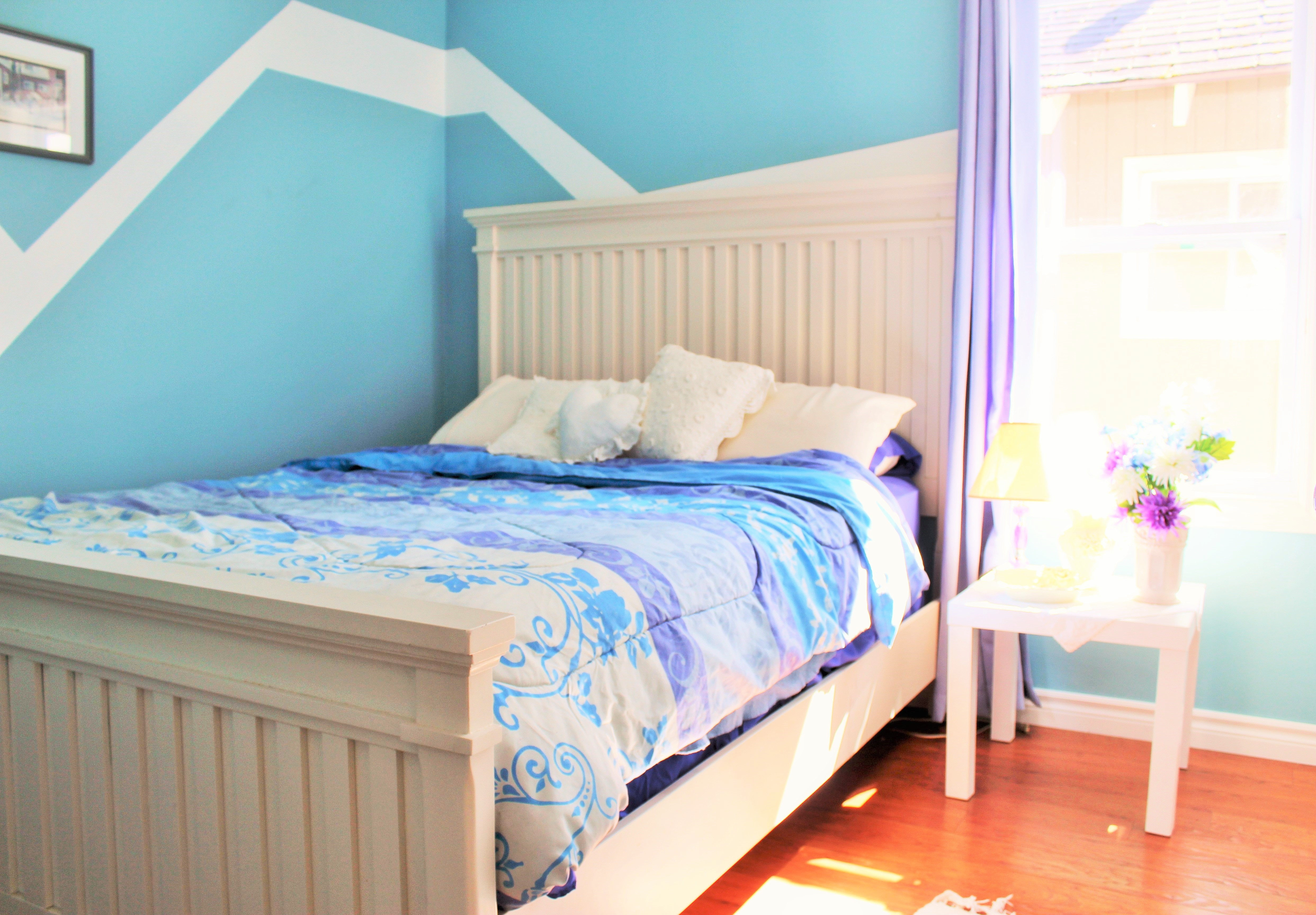 Zen By The Beach Bedroom 1 - Crystal Beach Cottage Rentals