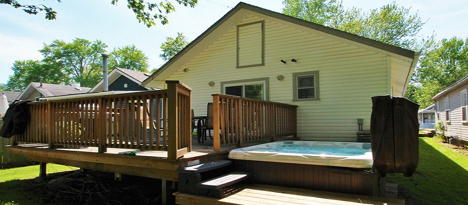 Beebalm Cottage Rental