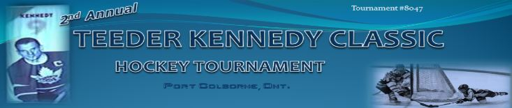Teeder Kennedy Classic Hockey Tournament Accomodations - Port Colborne Wainfleet ON
