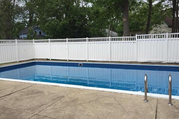 Happy Daze Cottage - in-ground pool - Crystal Beach Cottage Rentals