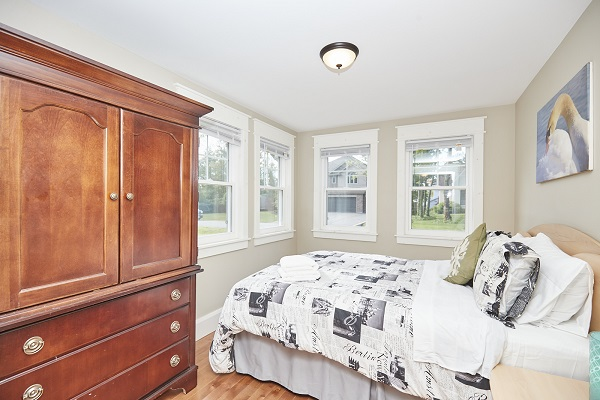 Rise N Shine - Bedroom 3 - Crystal Beach Cottages For Rent - Ridgeway ON