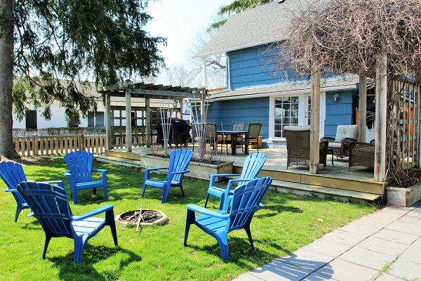 Mi Casa Es Su Casa – Holiday Homes Property Management – Crystal Beach – backyard 2 (600x400)