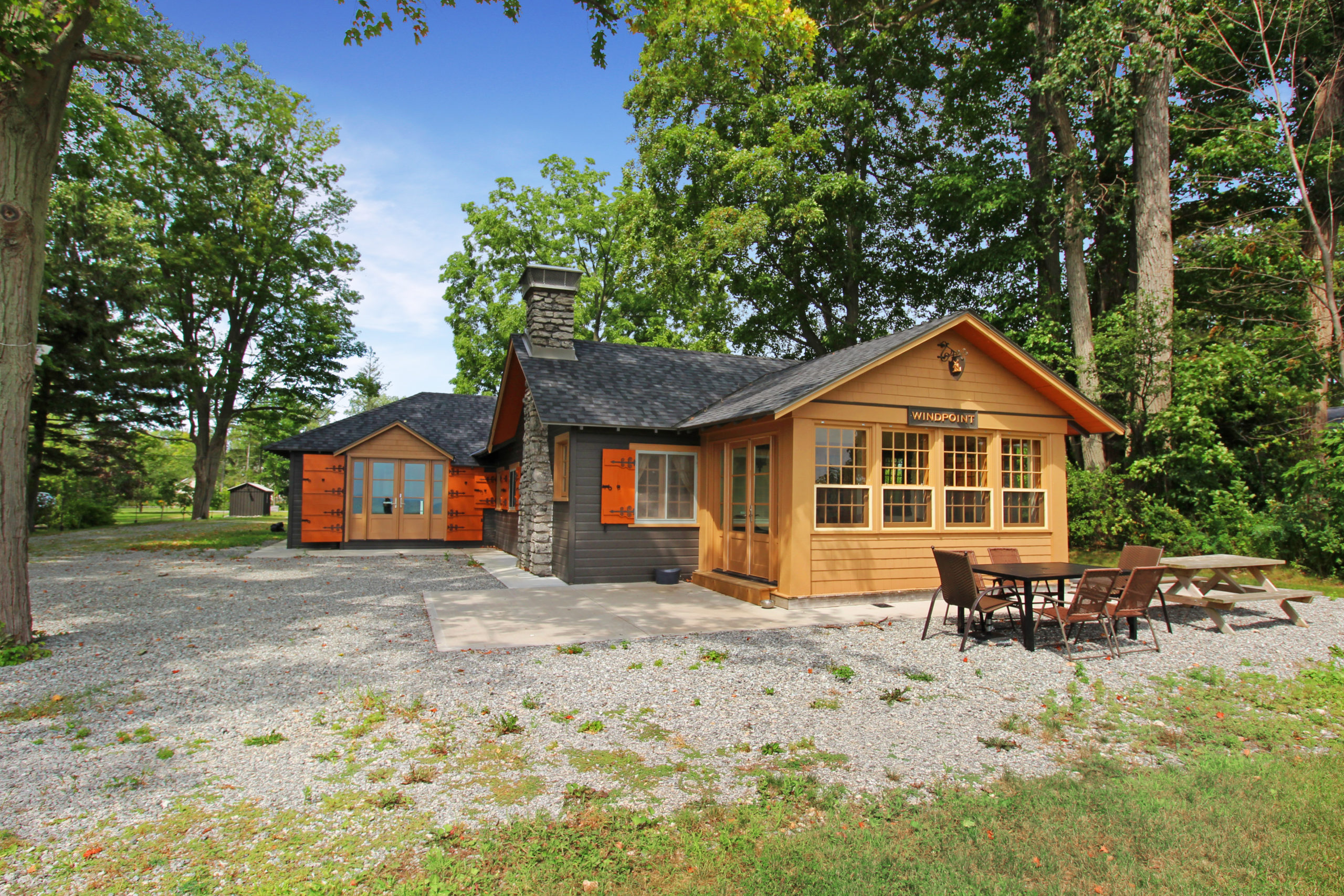 Windpoint Cottage - Waterfront Cottage -Beach Front - Windmill Point - Lake Erie - Holiday Homes Property Management