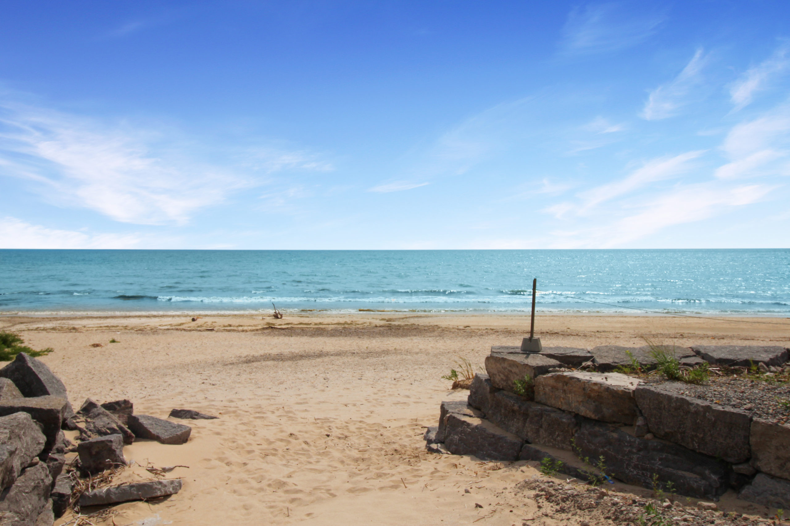 Windpoint Cottage - Waterfront Cottage - Windmill Point - Lake Erie - Holiday Homes Property Management