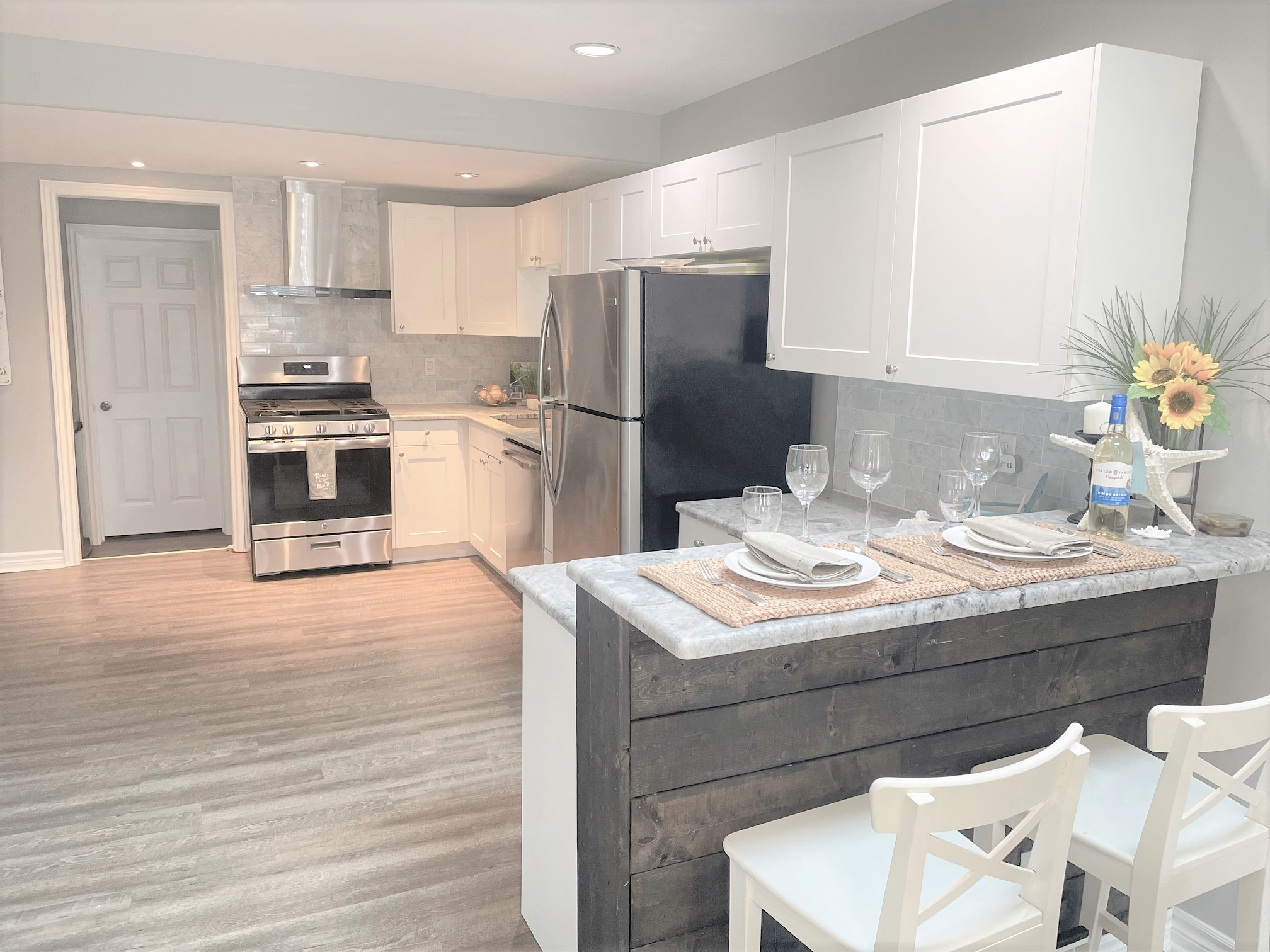 Home Away From Home-Kitchen4-Holiday Homes Property Management-Crystal Beach ON